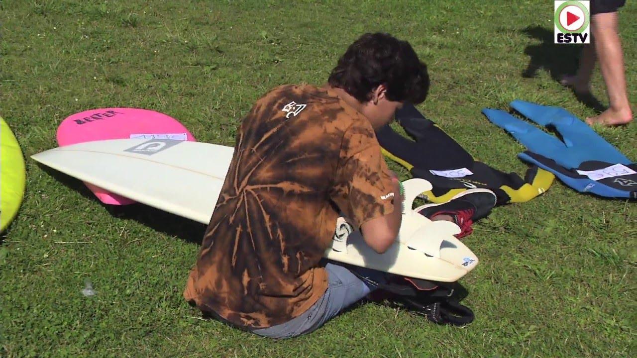 Anglet du bodyboard la brocante surfrider euskadi surf tv - Antenne tv surf ...