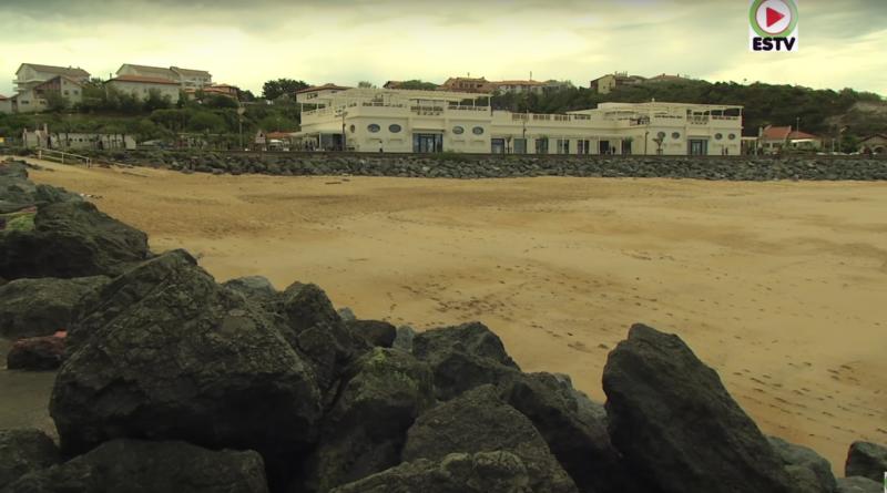 Anglet Surf Club - La murette