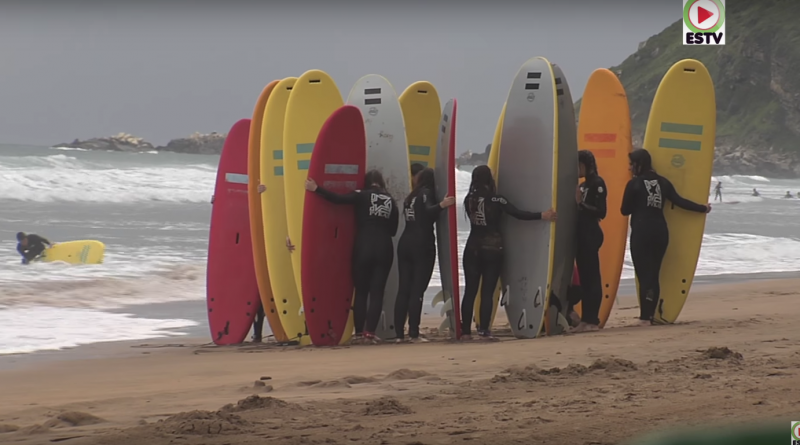 Zaraitz Surfing the Basque Country