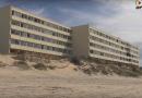 SOULAC-SUR-MER: L'Océan va dévorer l'immeuble » Le Signal «