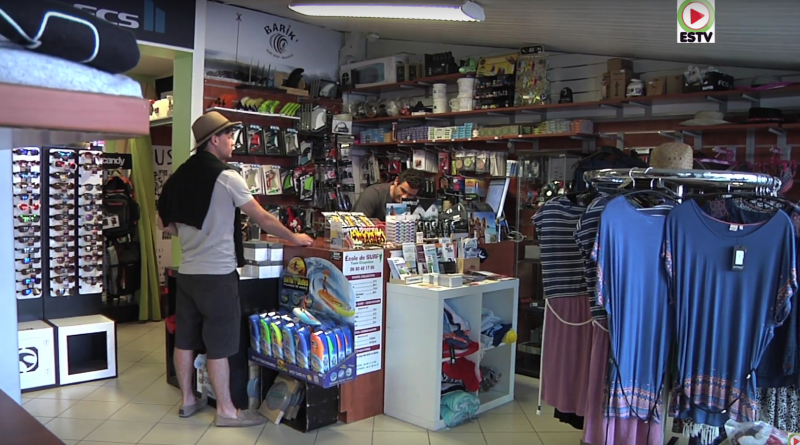 Barik Surf Shop - Montalivet Surf TV