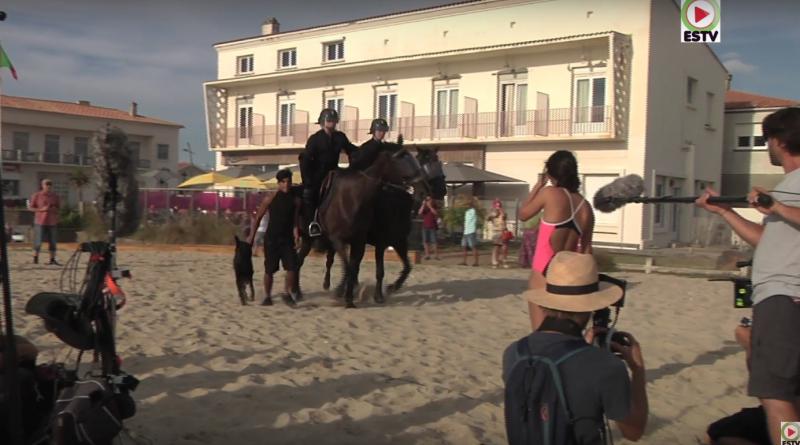 """Le film """"Ava"""" en tournage - Montalivet Surf TV"""