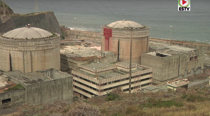 Lemoiz: Central Nuclear abandonada - Euskadi Surf TV