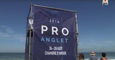 ANGLET: Les rois du Surf au Pro-Anglet 2016