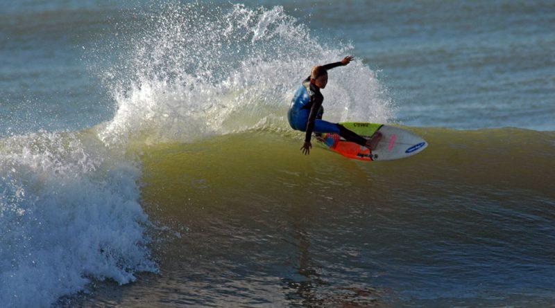 Wincy le petit prince des vagues - Montalivet Surf TV