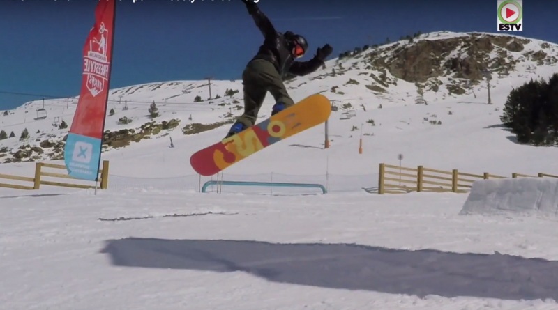 ANDORRA Snow TV: Snowpark Freestyle Grau-Roig
