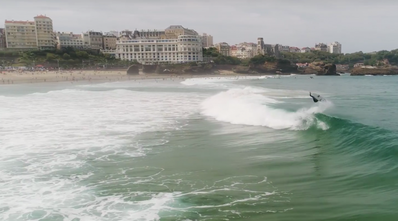 Biarritz: Finale ISA Surfing World Games - Euskadi Surf TV