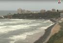 BIARRITZ: Cote des Basques en colere