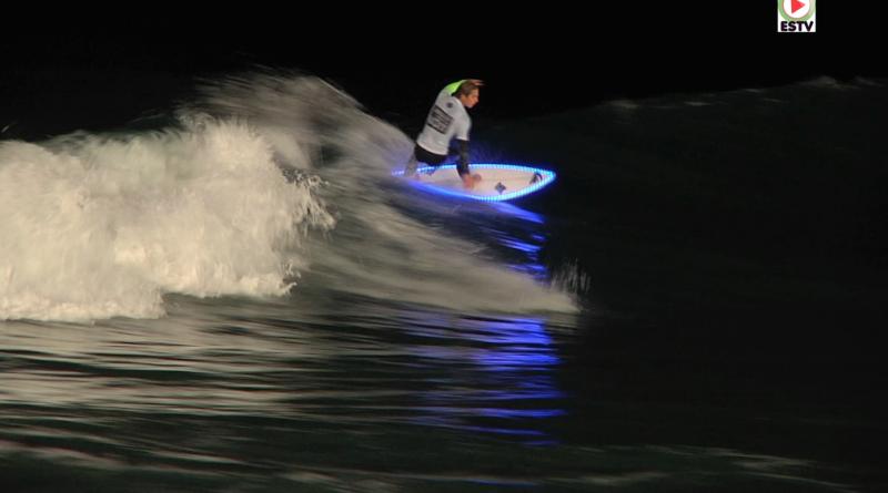 ANGLET: Le Surf de Nuit / Surf de Noche