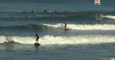 SAINT-JEAN-DE-LUZ: Surf estival à Lafiténia