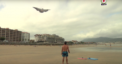 Plages et Grandes Marees - Hendaye Surf TV