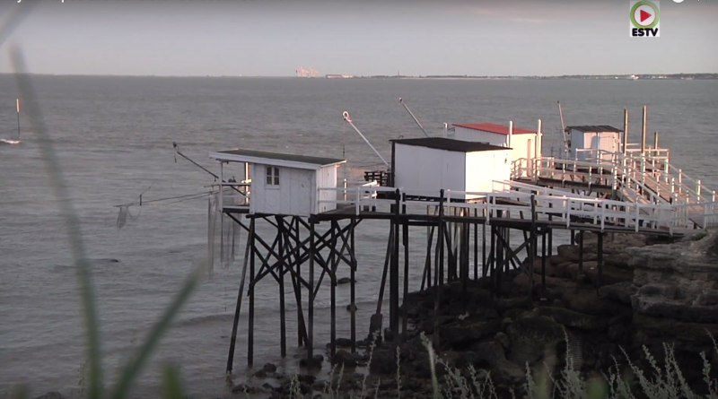 Royan: Repos des Carrelets - Bordeaux Surf TV