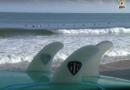 Hendaye: Surfing estival Aout 2018 - Euskadi Surf TV
