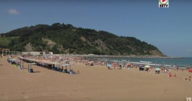 Debako: Playa de Santiago 2018 - Euskadi Surf TV