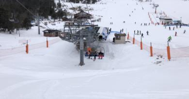 Andorre: Neige de la Mi-Janvier 4K - Andorra Snow TV