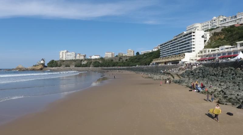 Biarritz: Mondiaux Longboard 2019 - Euskadi Surf TV