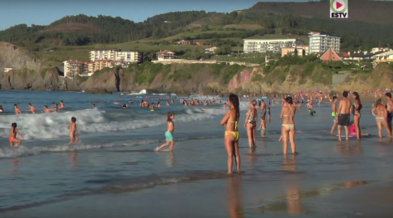 Bakio: Vamos a la Playa - Bilbao Surf TV