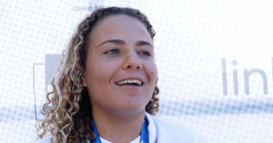 Alice Lemoigne championne du monde de logboard - Euskadi Surf Tv