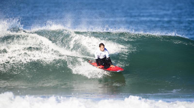 Para Surf à Hossegor - Euskadi Surf TV