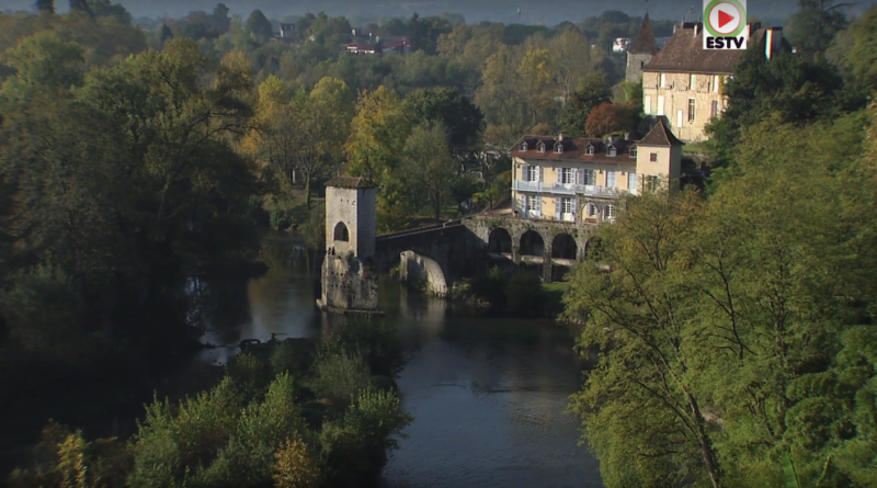 Sauveterre: Pont de la Legende - Orthez Bearn TV