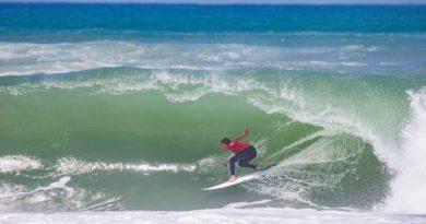 Hossegor: Kauli Vaast champion - Euskadi Surf TV