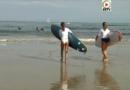 Petites Vagues Août 2020 - Hendaye Surf TV