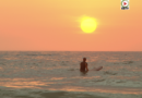 Surfing Sunset - Montalivet Surf TV