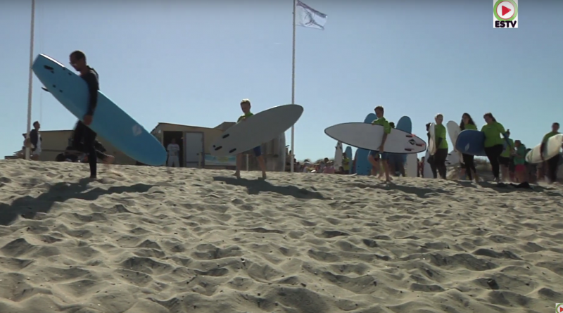 Monta Surf School - Montalivet Surf TV