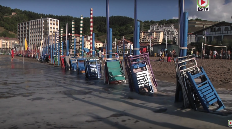 Debako Olas y mareas altas - Euskadi Surf TV