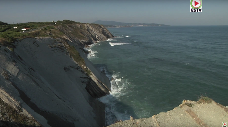 La Corniche Basque - Euskadi Surf TV