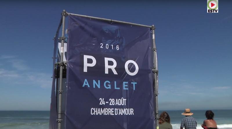 Pro-Anglet 2016 - Euskadi Surf TV