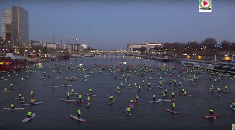 Du Surf sur la Seine - ESTV