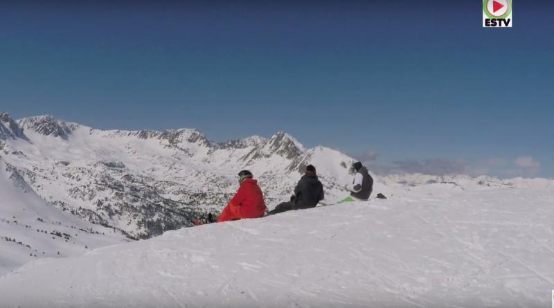 ANDORRA Snow TV: La Neige fraiche de Mars
