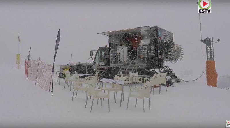 ANDORRA Snow TV: Grandvalira Chute de Neige et Soleil