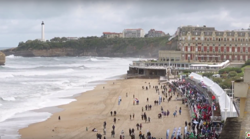 Biarritz: 2017 ISA World Surfing Games - ESTV