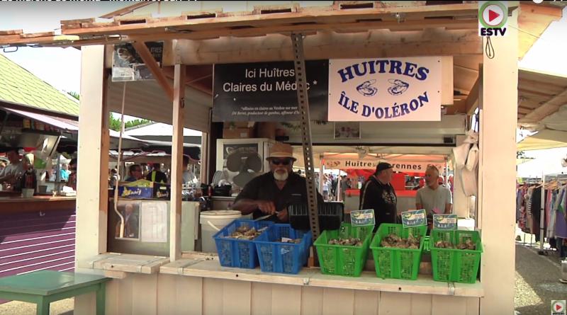 Le Marché de Monta - Montalivet Surf TV