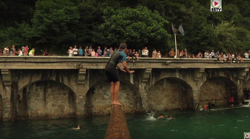 Kukaña jokoa Zarauzko 2017 - Euskadi Surf TV
