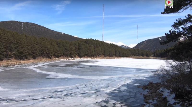 Andorre: Lac Engolasters Radio - Andorra Snow TV