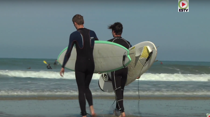 Surfing estival Aout 2018 - Montalivet Surf TV