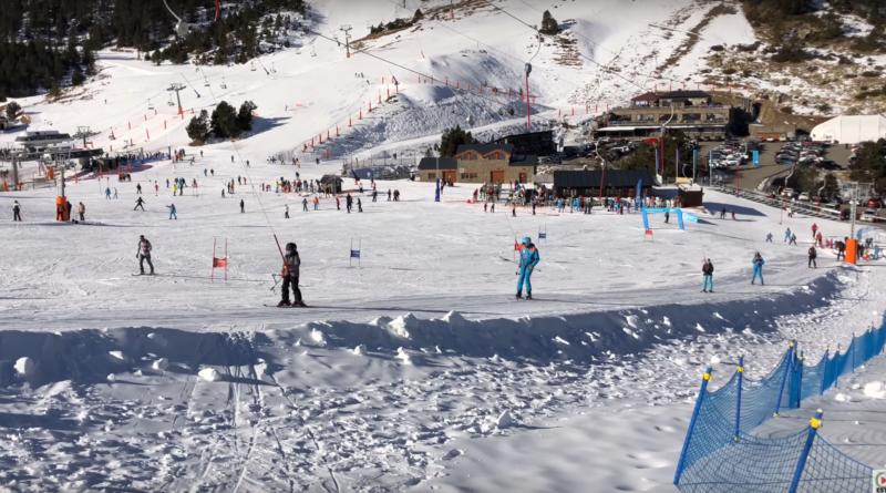 Andorre: Balade à Grau-Roig - Andorra Snow TV