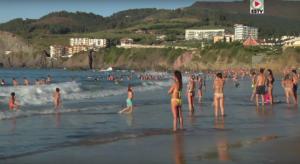 Bakio: Vamos a la Playa - Bilbao Surf TV