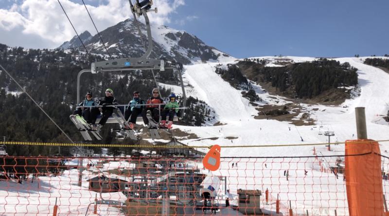 Andorre: Neige et Soleil 4K - Andorra Snow TV