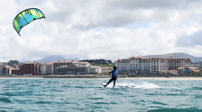Engie Kite Tour 2019 - Hendaye Surf TV