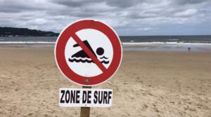 Hendaye: Petites Vagues 15 Aout - Euskadi Surf TV