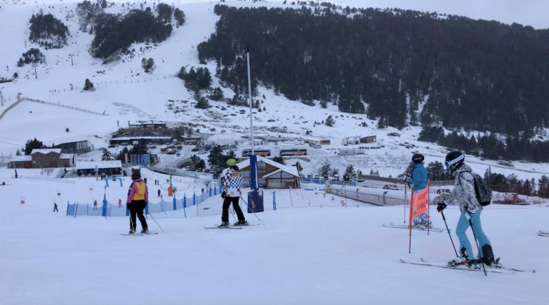 Grandvalira: Retour de la Neige - Andorra Snow TV
