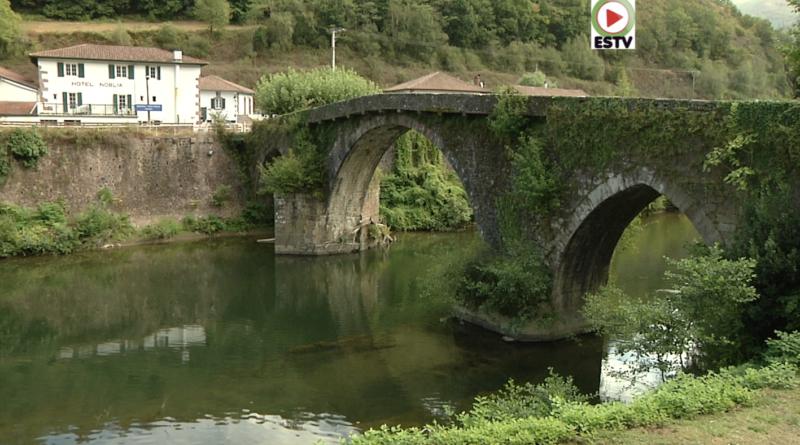 Bidarray- Paradis au pont d'Enfer - Euskadi Surf TV