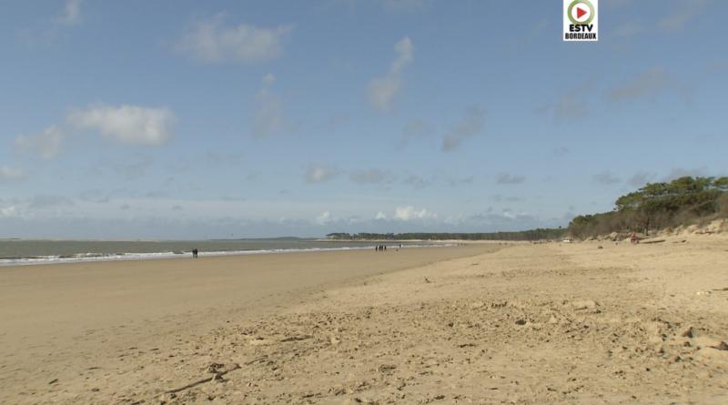 SAINT-PALAIS-SUR-MER - La Plage des Combots - BORDEAUX SURF TV