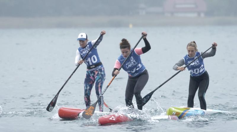 Stand Up Paddle - Les Médaillés du Lac d'Annecy - Euskadi Surf TV