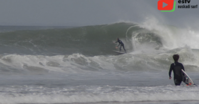 Bretagne | Surf cruel à Saint-Pierre Quiberon - Euskadi Surf TV