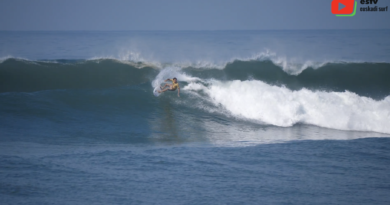 Surfing | Jérèmy Florès Roi des Océans - Euskadi Surf TV